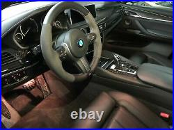 BMW X5 F15 carbon fiber interior trims