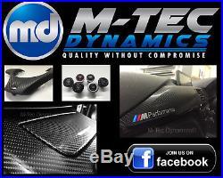 BMW Z4 E85 E86 Z4M Black 4D Carbon Fibre Interior Trim Dash Set
