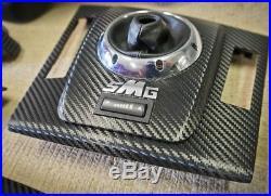 BMW e46 M3 330 325 Coupe Black Carbon Fiber Wrapped Interior Trim Set SERVICE