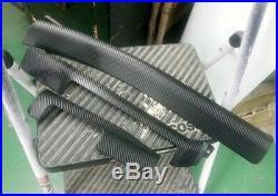 BMW e46 M3 330 325 sedan / vert Carbon Fiber Wrapped Interior Trim Set SERVICE