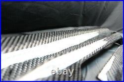 BMW e46 & m3 Carbon Fiber DASH / INTERIOR Trim coupe sedan 00 01 02 03 04 05 06