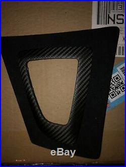 Bmw 328i 335i 428i 435i F30 F32 F34 F36 Carbon Fiber Interior Trim Alcantara