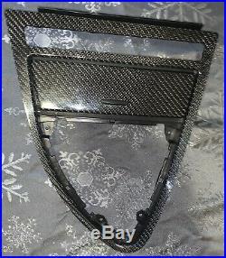 Bmw E63 E64 M6 06 07 08 09 10 Coupe Oem Interior Carbon Fiber Trim Set Complete
