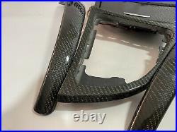 Bmw E81 E82 E88 Interior Trims Carbon Fiber