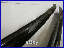 Bmw E90 E91 Real Carbon Fibre Interior Door Trims Full Set Of X4 Front & Rear M3