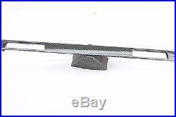 Bmw E90 E92 E93 M3 100% Real Carbon Fiber Drink Cup Holder Dash Interior Trim