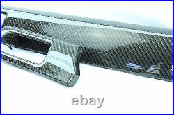 Bmw E92 E93 Carbon Fiber 2 Door Dash Interior Trim 06 07 08 09 10 11 12 13