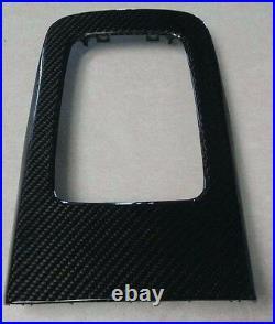 Bmw E92 E93 Carbon Fiber Rear Console Sliding Storage Tray Interior Trim