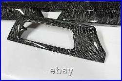Bmw E92 E93 Honeycomb Carbon Fiber 2 Door Interior Trim 06 13 328 330 335 M3