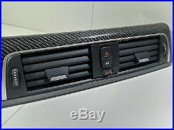 Bmw F30 F31 F32 F33 F36 F80 M3 M4 Real Oem Carbon Fiber Interior Trim Rhd
