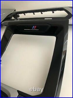 Bmw G01 X3 Interior Dashboard Trims Set Carbon Fiber M Competition For Lhd Oem