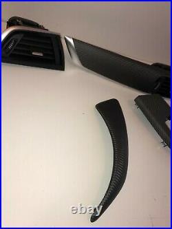 Bmw M2 F20 F22 F23 F87 Interior Dashboard Trims Set Carbon Fiber M Performance