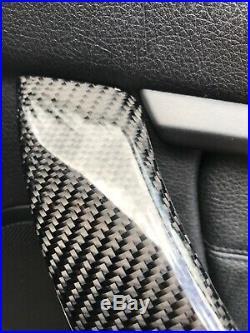 Bmw M3 M4 F80 F82 F83 F32 F30 Carbon Fiber Interior Trim Door Handles