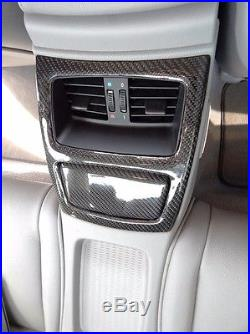 Bmw Real Carbon Fiber E92 2 Door Oem Interior Trim Refinished-carbon Fiber