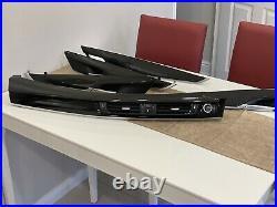 Bmw X5 F15, F85 Interior Real Carbon Fiber Skinning Service