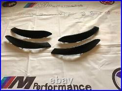Bmw f30/f31/f80 interior trims wrap with carbon fibre on Alcantara. Good quality