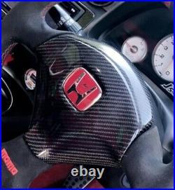 CIVIC EP3 DC5 Carbon Fibre Steering Wheel cover 2002-05 Interior Type R MK7