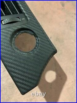 Carbon Fiber Dash Interior Trim for BMW E92 E93 M3 Coupe E90 Dashboard