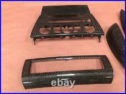 Carbon Fiber Interior Dash Door Panel Trim 06113 BMW M6 650I OEM
