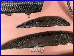 Carbon Fiber Interior Dash Door Panel Trim BMW M6 650I OEM 99K