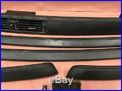 Carbon Fiber Interior Trim 2012 BMW M3 OEM S65 79K