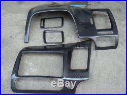 Carbon Fiber Interior Trim Set for 2006-2010 Honda Civic FD2 Right Hand Drive