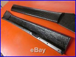 Carbon Fiber upper door panel interior trim for 90-97 Mazda Miata NA MX-5 eunos