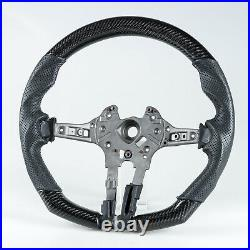 Carbon Leather Steering Wheel For BMW F10 F11 F07 F12 F13 F06 F01 F02 F03 M5 M6