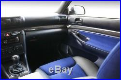 Carbon fiber interior trim set for Audi A4 B5 (LWD)