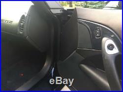 Chevrolet Corvette C6 Interior Carbon Fiber Dash Trim Kit Set 05 2006 2007 2008