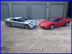 Chevy Corvette C5 C-5 Interior Real Carbon Fiber Dash Trim Kit Set 97 98 99 2000