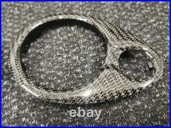 Clio Mk3 197/200 Carbon Fibre Interior Vents