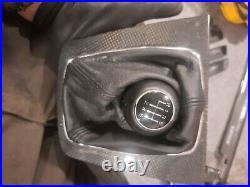 Complete Audi A4 S4 Rs4 B6 B7 Carbon Fibre Interior Trim Manual + Rear Ashtray