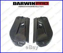 DarwinPRO 04-08 Lamborghini Gallardo OE Style Carbon Fiber Interior Door Panels