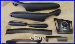 E46 BMW M3 330 325 sedan COUPE Carbon Fiber Wrapped Interior Trim Set SERVICE