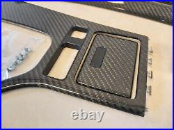 Exclusive BMW 5 Series E39 Decorative Trims Interior Carbon Fiber TRIM SET