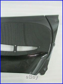 Ferrari 360, Carbon Fiber Interior Door Panel Set/Pair, 1x1, RTUNED, New