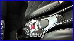 Ferrari 458 Italia OEM carbon fiber interior central tunnel console P/N 83613500