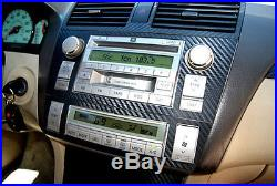 Fits Ford F-150 04-08 Carbon Fiber Dash Kit Interior Dashboard Parts Lope