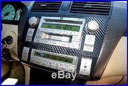 Fits Infiniti FX35 FX45 03-05 Carbon Fiber Dash Kit Interior Dashboard Parts Lop