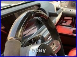 Für Mercedes Benz G63 Amg, Carbon Interior Zierleisten Lenkrad G Klasse W463 a