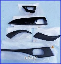 GENUINE BMW M Performance Carbon/Alcantara Interior Trim Kit F22 F87 51952333984