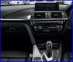 GMD Performance Carbon Fibre Dash Interior Centre Trim Fits 3 4 Series F30-F36
