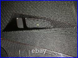 Genuine Audi A6 S6 RS6 (C7) Carbon Fibre Interior Trim Complete Set Dash Trim