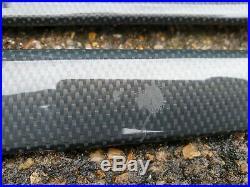Genuine Audi S4 A4 B6 B7 Interior Carbon Fiber Trim