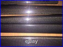 Genuine Audi S4 A4 B6 B7 Interior Carbon Fiber Trim Complete