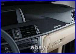 Genuine BMW 3' F30 F61 F34 4' F36 M Carbon Fiber Interior Trim Kit 2230351 OEM