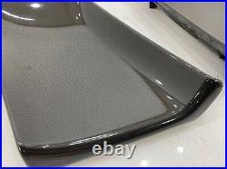 Genuine Ferrari 458 Carbon Fibre Interior Inserts Panels Bulkhead Recess Trims