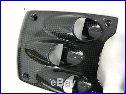 Genuine Ferrari 458 Italia Carbon Fibre Centre Console Interior Gear Inserts