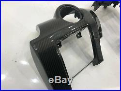 Genuine Lotus Exige Carbon Fibre A Post Trim Interior Vent Panels Elise S3 S2 V6